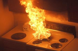fuego sarten