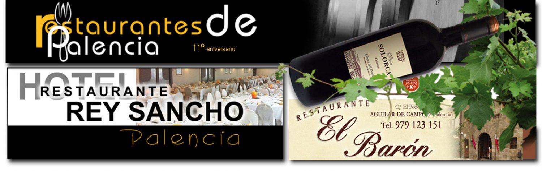 Restaurantes de Palencia y Provincia